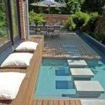Small Spaces Backyard Landscape House Design Patio Outdoor