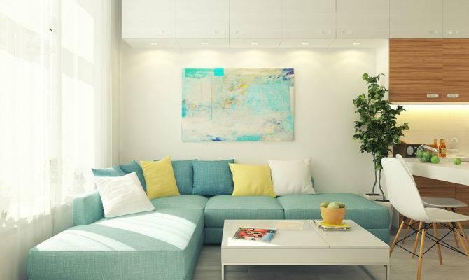Small Square Meter Apartment Design