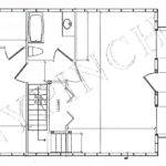 Small Style House Floor Plans Home Plan Design Blueprints