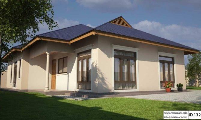 Small Three Bedroom House Plan Floor Plans