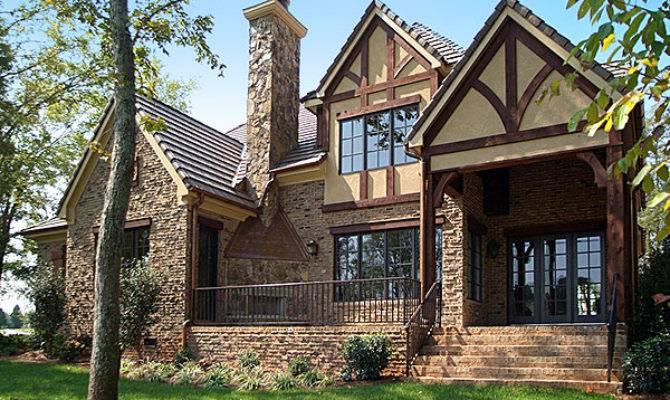 Small Tudor Home Plans Design Style