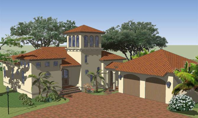 Small Tuscan Style House Plans Best Design