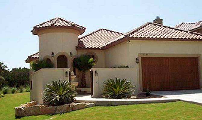 Small Tuscan Style House Plans Design