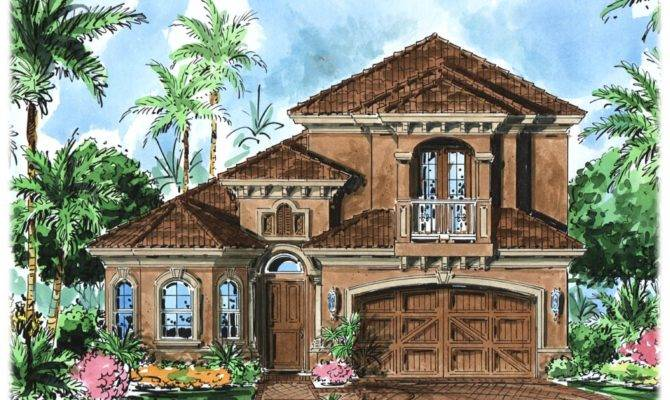 Small Tuscan Style House Plans Ideas