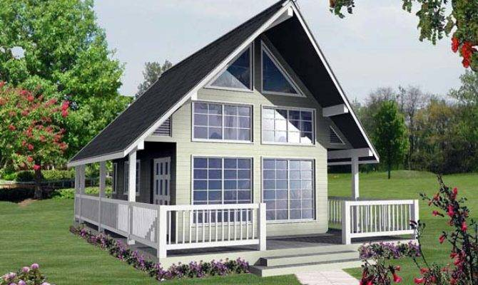 Small Vacation Home Plans Unique House