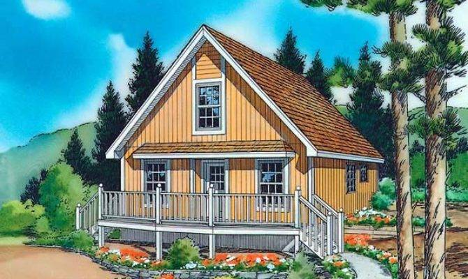 Small Vacation House Plans Unique