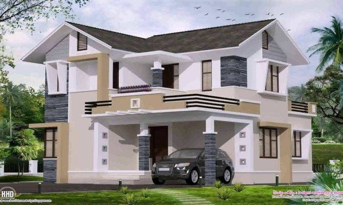 Small Villa House Plans India Youtube