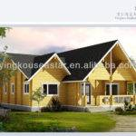 Small Wooden House Design Sea Star