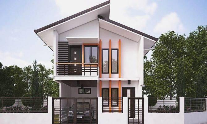 Small Zen Type House Design Homes Floor Plans
