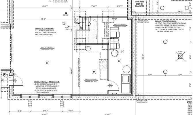 Smart Placement Home Foundation Plan Ideas Building