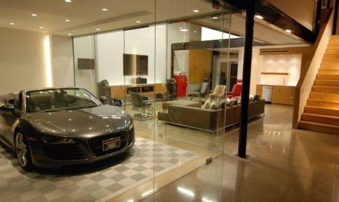 Smart Trendy Decoration Ideas Home Garage