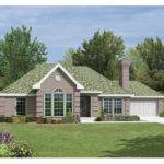 Smithfield Modern European Home Plan House Plans More