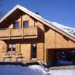 Snug Ski Chalet French Alps Small House Bliss