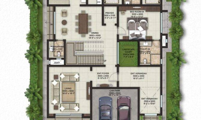 Sobha Lifestyle Legacy Bedroom Villas Bangalore