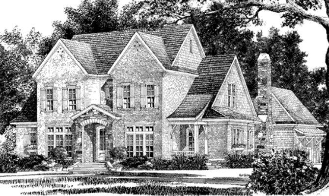 Soham Mitchell Ginn Southern Living House Plans