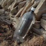 Solar Hot Water Kettle Plastic Bottles Glass