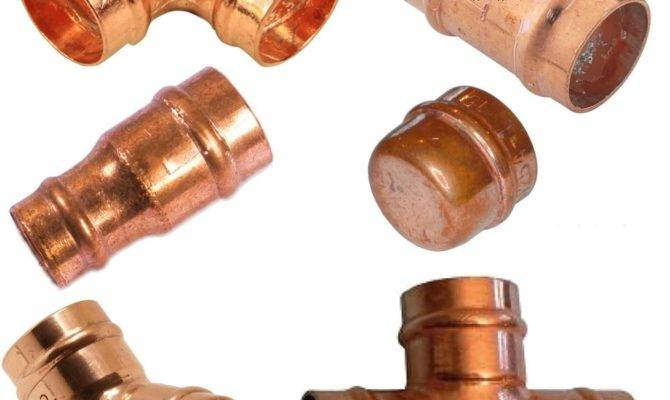Solder Ring Yorkshire Type Fittings Copper Heating