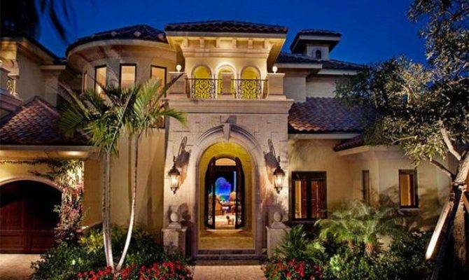 Sophisticated Classy Mediterranean House Designs