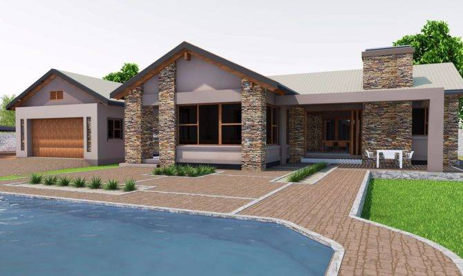 South African House Designs Homes Floor Plans