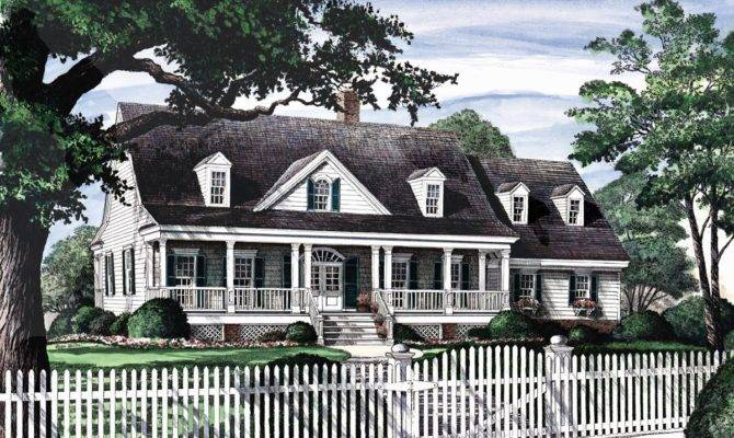 South Carolina Cottage House Plans