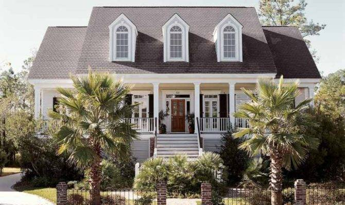 South Carolina Low Country House Floor