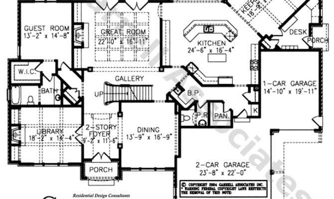 South Hampton Manor House Plan Estate Plans