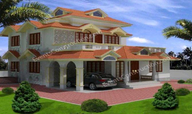 South Indian House Design Youtube