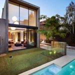 South Yarra Contemporary Urban House Design Shape