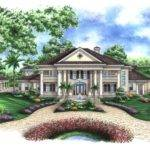 Southern Colonial House Plans Plan Find Unique