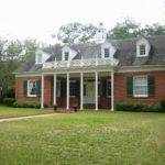 Southern Colonial House
