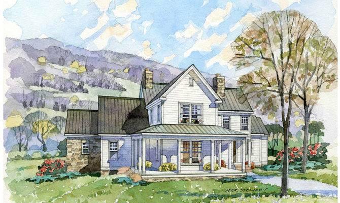 Southern Cottage Farm House Plans Blogdesign Blogs Blogspot