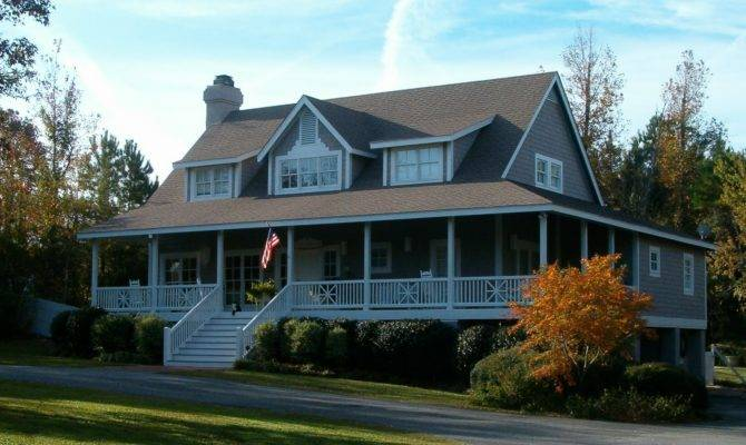 Southern Cottages House Plans Pleasent Outdoor Living