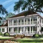 Southern Country Cottage House Plans Low