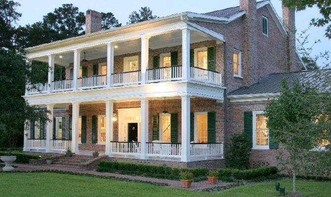Southern House Decor Plans Exterior Ideas