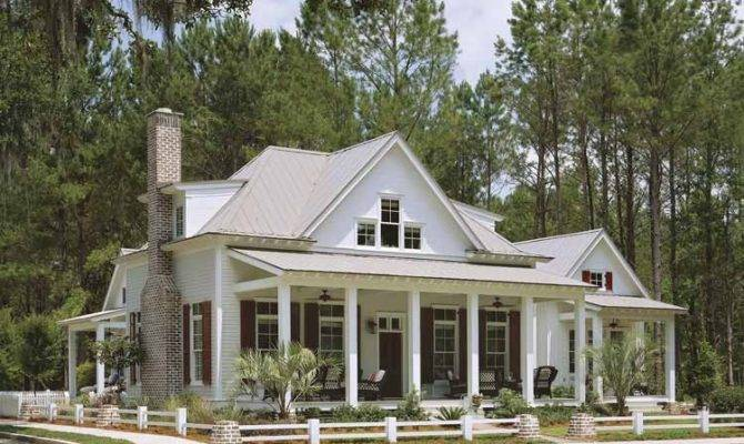 Southern House Plan Styles Include