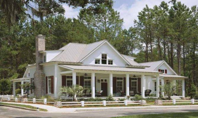 Southern Living Cottage Year Country