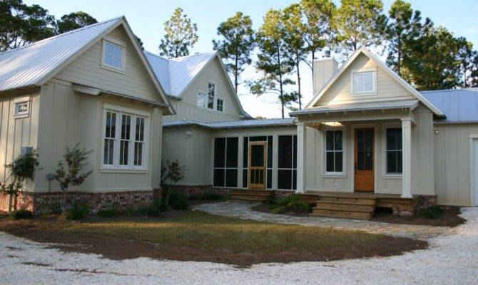 Southern Living House Plans Cottage Year
