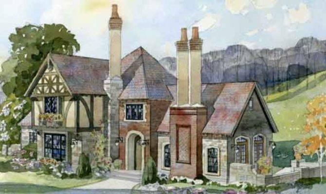Southern Living House Plans English Tudor