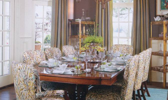 Southern Living Idea House Traditional Dining Room
