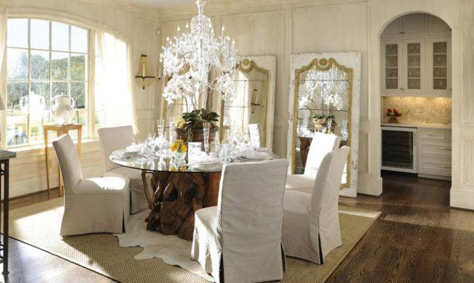 Southern Living Showcase Home Traditional Dining