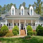 Southern Style Homes Decorating Ideas Colonial