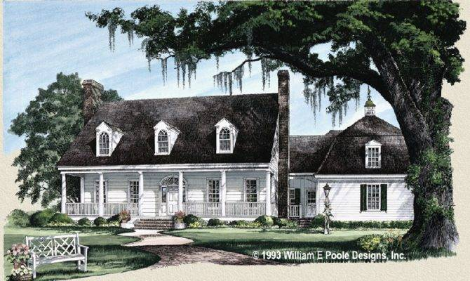 Southern Style House Plan Dream Home Pinterest