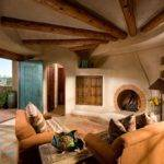 Southwest Fireplace Home Design Ideas Remodel