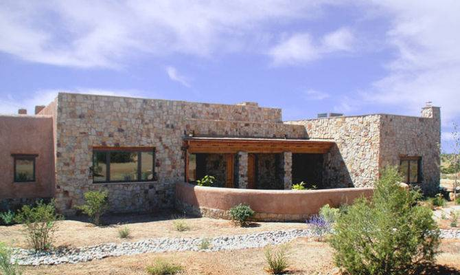 Southwest Style New Stone Home Mexico Quality