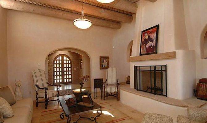 Southwest Style Pueblo Desert Adobe Home Homes Pinterest