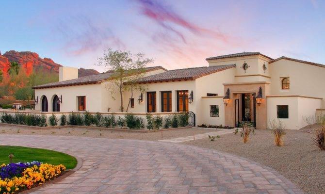 Southwestern Homes Pinterest