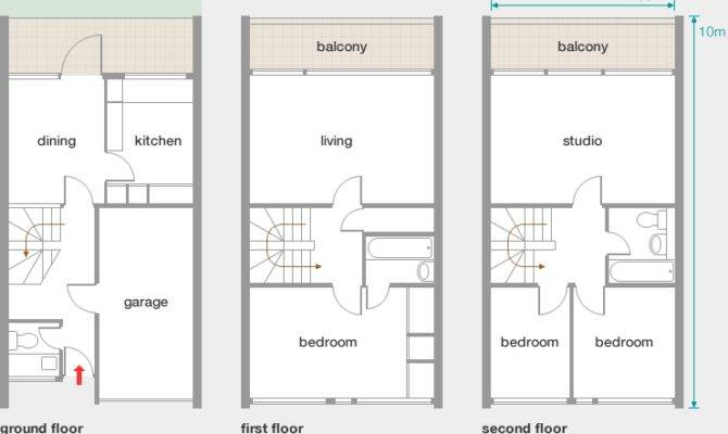 Southwood House Estate Floor Plan Story Bedroom