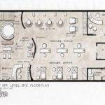 Spa Layout Salon Floor Plans Day Level
