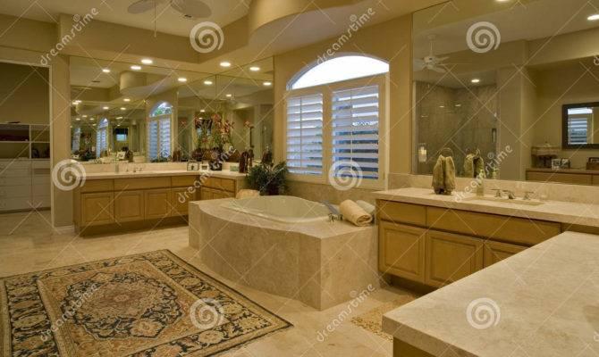 Spacious Bathroom House Hygiene