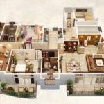 Spacious Home Massive Bedrooms Multiple Patios Huge